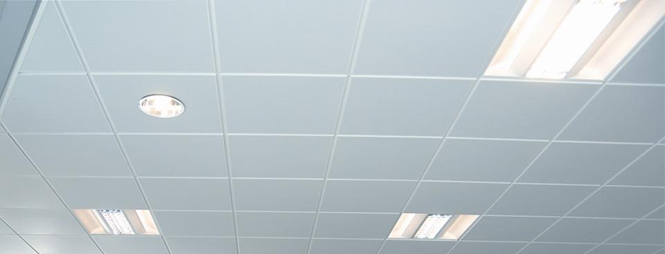 Tile Ceilings