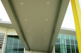 Strip Ceiling Installation For State Government Building – MPSJ Bandar Puteri Puchong