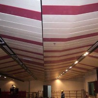 Strip Ceiling Installation For Assembly Hall – Faculty of Dentistry University Malaya