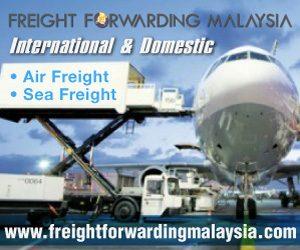 Freight Forwarding Malaysia - International & Domestic Air Freight & Sea Freight Forwarder